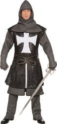 Фото Костюм Средневековый рыцарь люкс взрослый