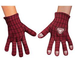 Фото Перчатки Человека-паука с принтом детские
