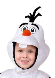 Фото Шапка Батик снеговик Олаф детская