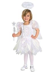 Фото Детский костюм ангелочка для девочки