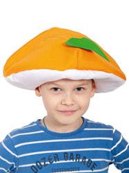 Фото Шапочка гриб Подосиновик детская