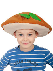 Фото Шапочка гриб Подберёзовик детская