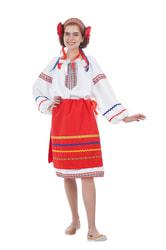 Фото Костюм Украинка в платье взрослый