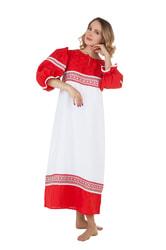 Фото Праздничная рубаха женская