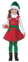 Фото Костюм рождественский эльф детский