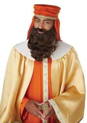 Фото Борода мудреца коричневая