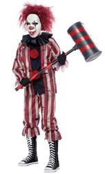 Фото Костюм клоуна из ночных кошмаров детский