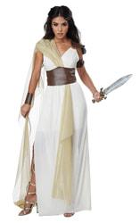 Фото Костюм Спартанская богиня-воительница взрослый