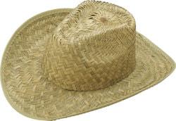 Фото Соломенная шляпа ковбоя