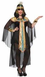 Фото Костюм Клеопатра египетская королева взрослый (большой размер)