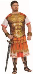 Фото Костюм Римский воин (футболка с принтом) взрослый