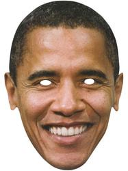 Фото Маска американский президент Обама взрослая