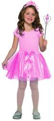 Фото Костюм Розовая принцесса для девочки