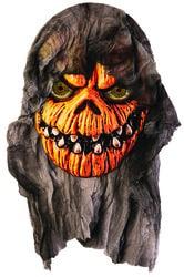 Фото Подвесная декорация на Хэллоуин Голова-тыква
