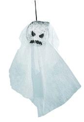 Фото Подвесная декорация Призрак для Хэллоуина (30 см)