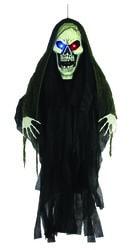 Фото Декорация для Хэллоуина Скелет-призрак 180 см (с подсветкой)
