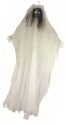Фото Декорация Невеста-скелет для Хэллоуина с подсветкой (165 см)