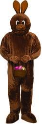 Фото Костюм Шоколадный кролик (ростовая кукла) взрослый