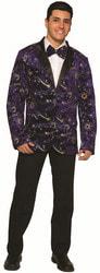 Фото Костюм Космический пиджак и галстук-бабочка взрослый