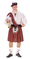 Фото Костюм Шотландский килт мужской