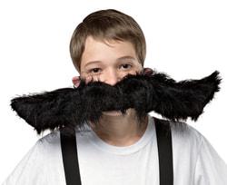 Фото Усы гигантские чёрные детские
