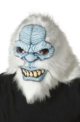 Фото Маска Снежный человек (анимированная)
