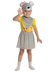 Фото Костюм Мышка в манишке детский