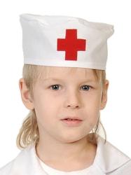 Фото Шапка доктора детская