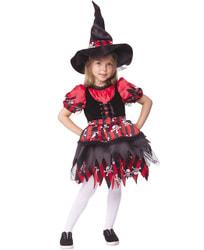 Фото Костюм Ведьмочка Пиратка детский