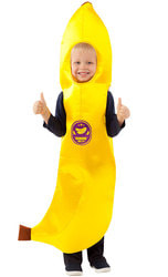 Фото Костюм Банан детский