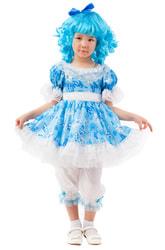 Фото Костюм Сказочная кукла Мальвина детский
