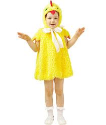 Фото Костюм Курочка в платье детский