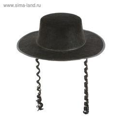 Фото Карнавальная шляпа Еврей