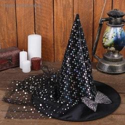 Фото Колпак ведьмы Волшебница