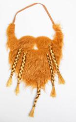 Фото Борода викинга рыжая