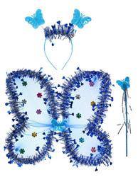 Фото Карнавальный набор Бабочка