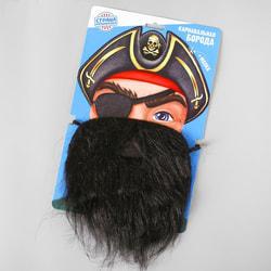 Фото Борода настоящего пирата