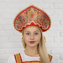 Фото Кокошник Павло-посадский
