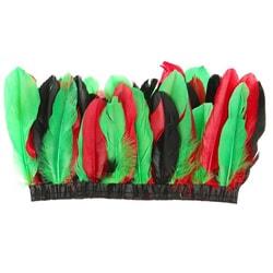 Фото Головной убор индеец с перьями