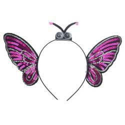 Фото Карнавальный ободок Бабочка