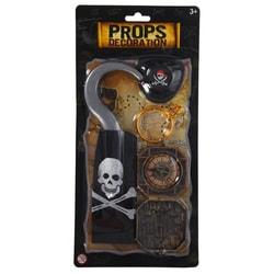 Фото Набор пирата 4 предмета