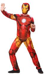 Фото Костюм Железный человек детский без мускулов