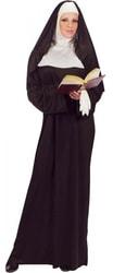 Фото Костюм Монашка взрослый классический