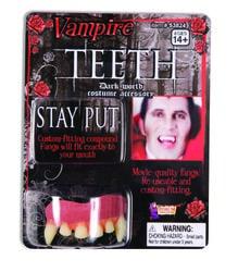 Фото Зубы Вампира взрослые