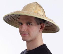 Фото Шляпа китайская взрослая