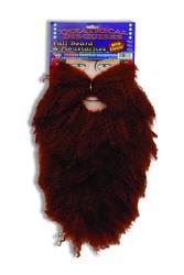 Фото Борода и усы коричневые взрослые