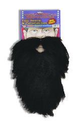 Фото Борода и усы черные взрослые
