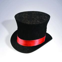 Фото Цилиндр Безумного шляпника взрослый