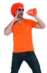 Фото Набор черлидерши оранжевый