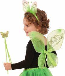 Фото Набор Бабочка-фея детский